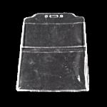 DS-610HS DOUBLE PVC ID POUCH