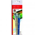 Marabu Acrylics brush set