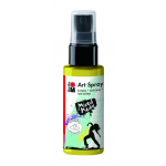 Marabu Art Spray, 020 lemon, 50 ml