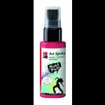 Marabu Art Spray, 031 cherry red, 50 ml