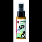 Marabu Art Spray, 084 gold, 50 ml