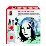 Marabu Creative-Set TRENDY BEANIE