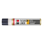Marabu Fashion-Liner, 583 shimmer-gold, 25 ml