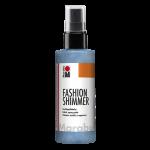 Marabu Fashion-Shimmer, 595 shimmer-sky blue, 100 ml