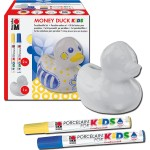 Marabu Money Box Set Money Duck