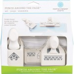 MARTHA STEWART PATP SET LOOP HEARTS