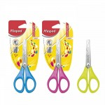 Maped Scissors 13cm Essentails Blister