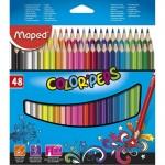 Maped Color Peps Pencils 48Color Set