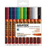 MOLOTOW™ 127HS Basic-Set 2 - 2mm, Pkt of 10