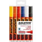 MOLOTOW™ 227HS Basic-Set 1 - 4mm, Pkt of 6