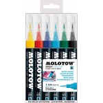 MOLOTOW™ GRAFX™ Aqua Ink Basic-Set 1 small