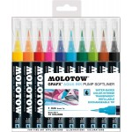 MOLOTOW™ GRAFX™ Aqua Ink Basic-Set 1