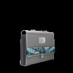 Foldermate Expanding File 26pockt F/S Sliver