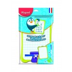 Maped Dry Erase Board And Accessories