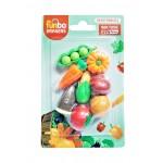 Funbo 3D Eraser in Blister Pack-Vegetable