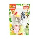 Funbo 3D Eraser in Blister Pack-Zoo
