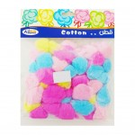 Cotton Balls Assorted Colour for Craft