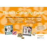 Perfect Colouring Paper - A4 Size - pkt of 50 Sheets
