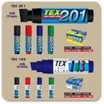 Permanent Marker Jumbo - TEX201 Blk