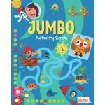LITTLE KITABI-JUMBO ACTIVITY BOOK 1
