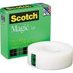 Scotch Magic Tape 3M 3/4 inch x 36 Yds