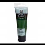 SAKURA ACRYLIC 75ML SAP GREEN