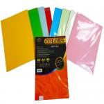 Colour Paper 80gsm A4  50sheet Assorted colour