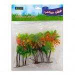 Artificial Plants 6pc set