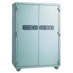 EGLSS700 Fire Resistant Double Door Safe RAL 9002