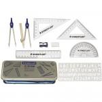 Staedtler 557-10 Geometry Set 10pcs