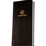 Telephone Index Book -Hard Cover