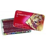Derwent Pastel Pencils Tin of 36