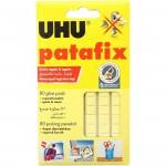 UHU PATAFIX YELLOW 80 PADS (44390)