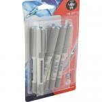 Uni-ball UB 157 Eye Fine Roller Pen Blister Pack of 8pcs Blue
