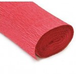 SADIPAL Crepe Paper Roll-32GMS-0.5x2.5m-Red