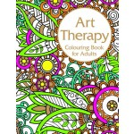 PEGASUS-ART THERAPY - COLOURING BOOK FOR ADULTS