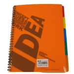 SBC 5 Subject Note Book B5 Size