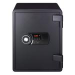 Fire Resistant Eagle Safe YES-031D(BK) Black Locking Digital + Keylock