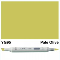 YG 95 PALE OLVE COPIC CIAO MARKER