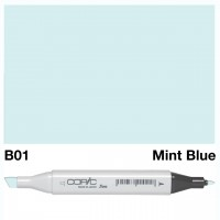 B 01 MINT BLUE COPIC MARKER