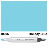 BG 05 HOLIDAY BLUE COPIC MARKER
