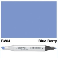 BV 04 BLUE BERRY COPIC MARKER