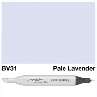 BV 31 PALE LAVENDER COPIC MARKER