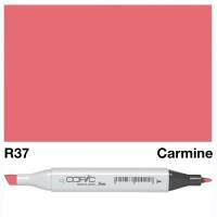 R 37 CARMINE COPIC MARKER