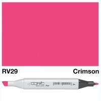 RV 29 CRIMSON COPIC MARKER
