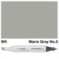 W 5 WARM GRAY COPIC MARKER