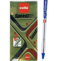Cello Speed 0.7mm Blue 12 pcs Box