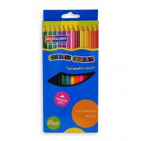 Skyglory Color Pencil Pack of 12