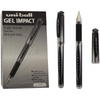 Uniball UM153S Gel Impact Broad Wallet of 5 Pcs