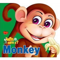 SAWAN-WHO AM I - MONKEY